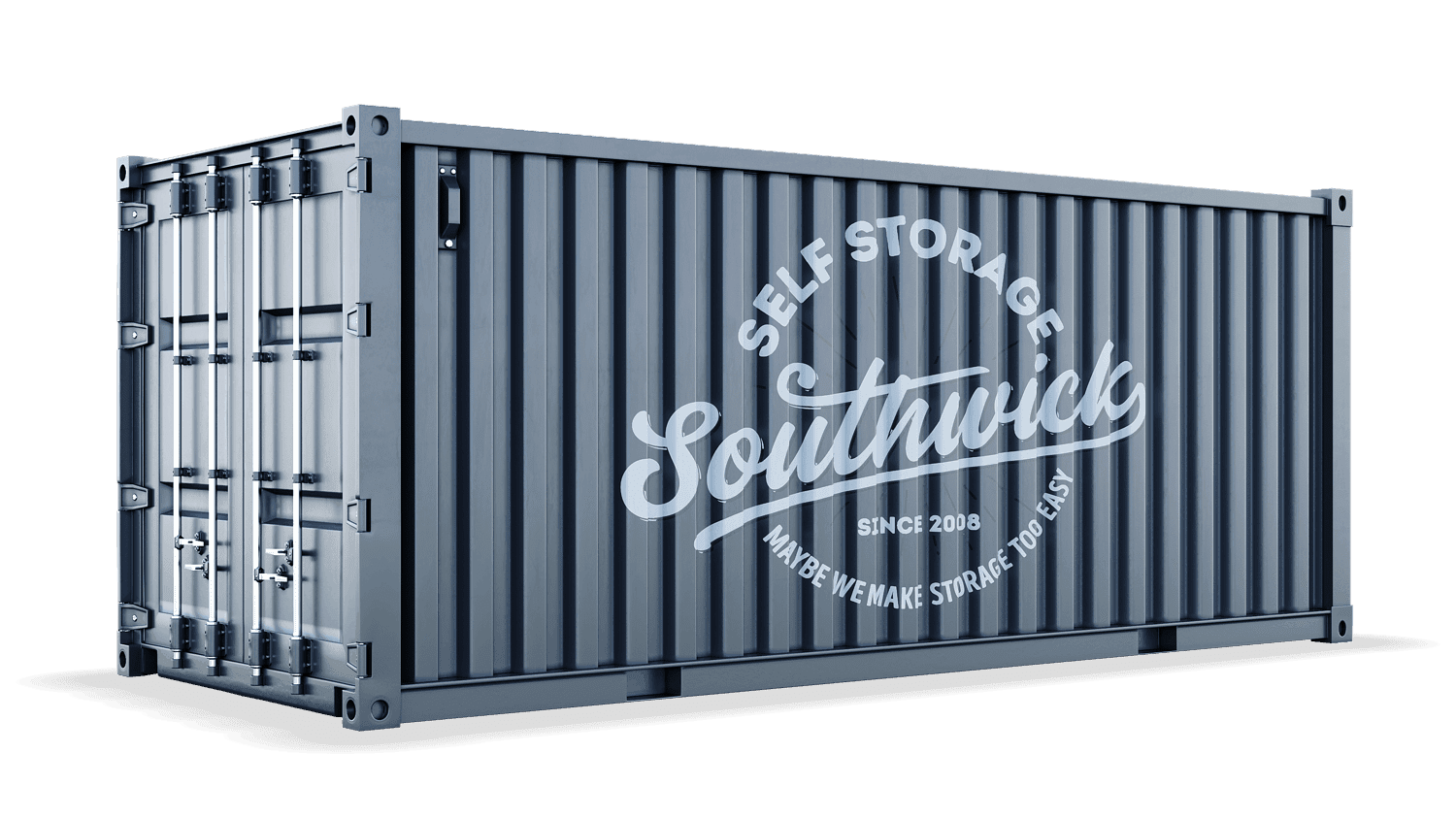 20ft container southwick storage