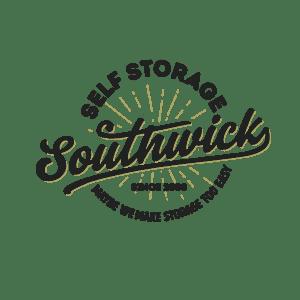 southwick storage logo black