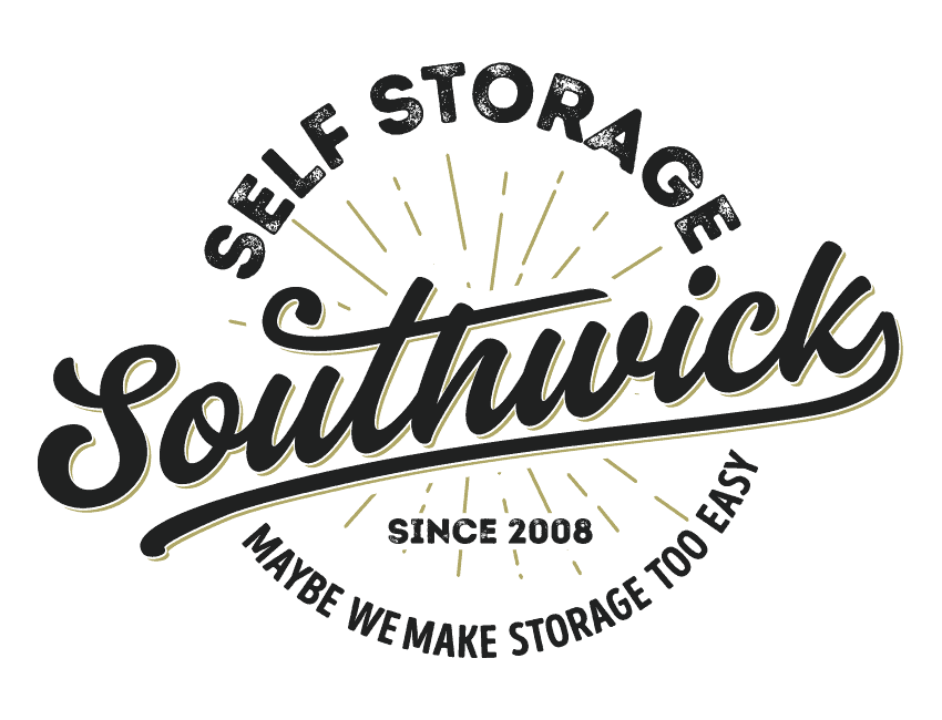 Southwick storage logo maybe we make storage too easy
